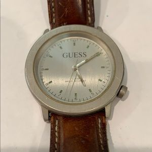 Guess vintage watch